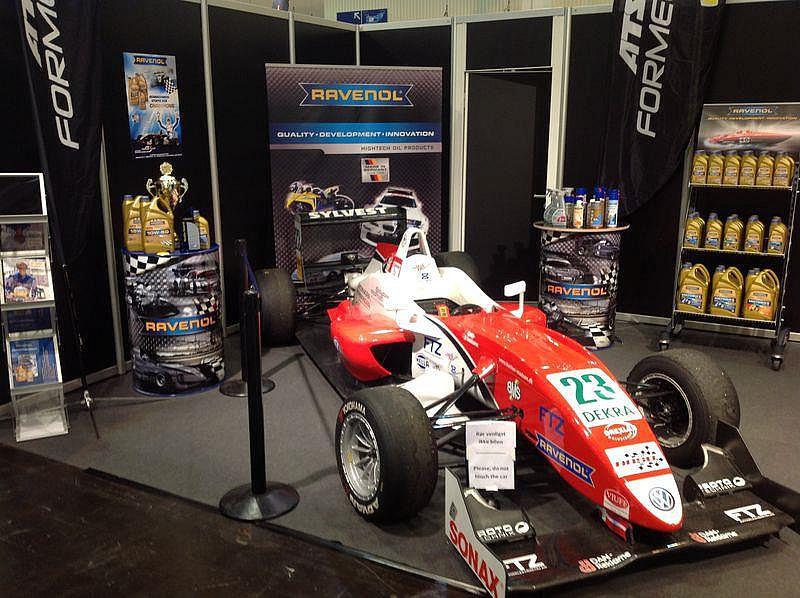 RAVENOL на выставке Motorshow в Германии