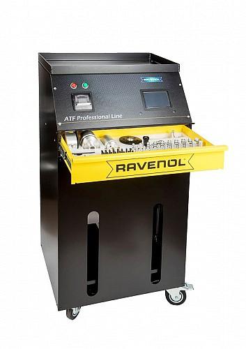 Купить установку для замены масла в АКПП RAVENOL